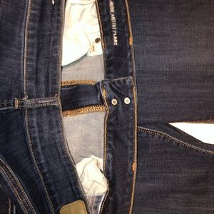 American Eagle Outfitters Jeans - Hi Rise Artist Flare Jeans